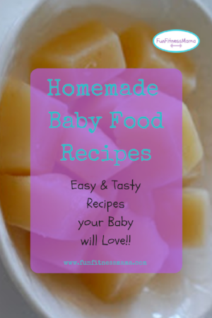 Apple Sauce Baby Food -