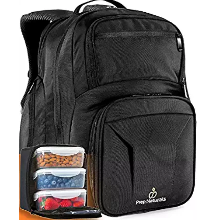 Meal Container Backpack