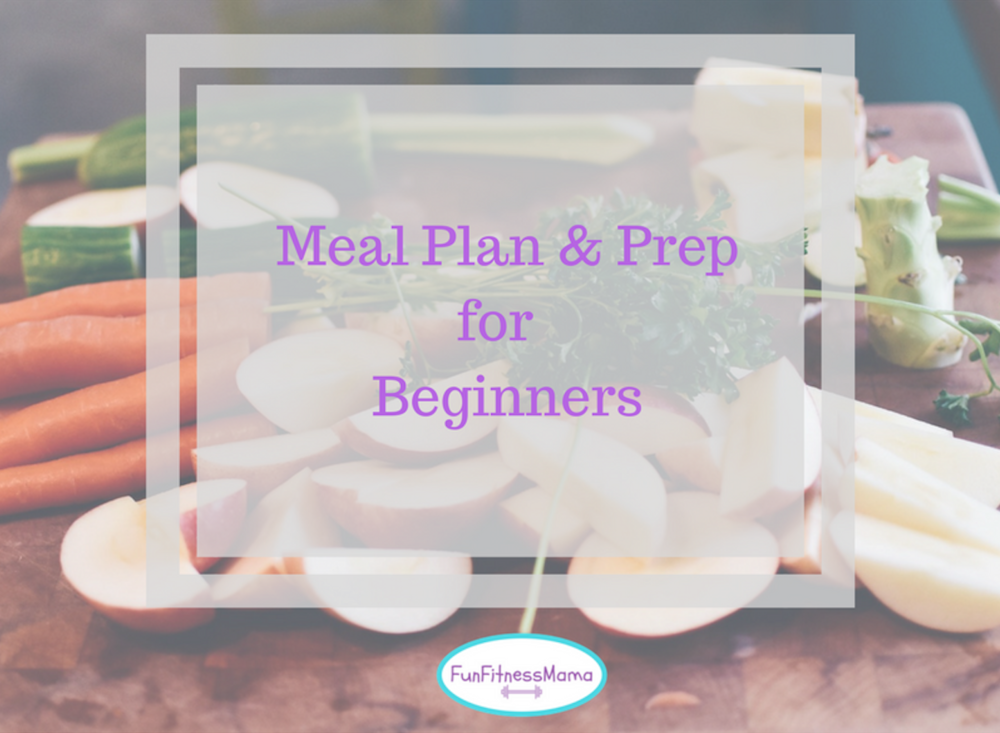 meal plan and prep ebook