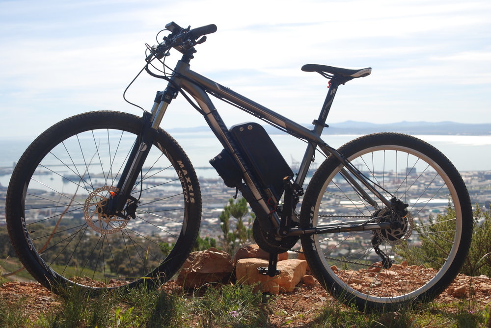 This a Spectra Silverback and is now in the goods hands of our customer and good friend who lives in Hermanus.