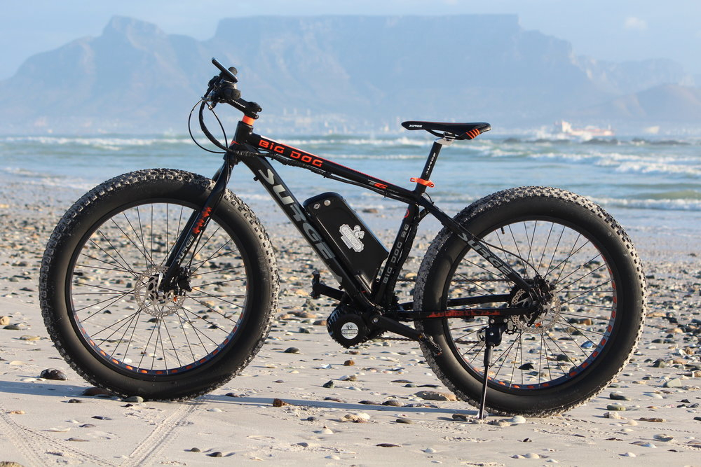 electric fat bike mid motors chilled squirrel