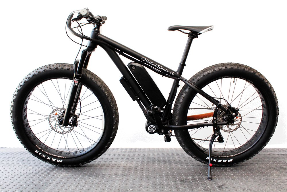 sand eater electric fat bike 500w chilled squirrel cape town
