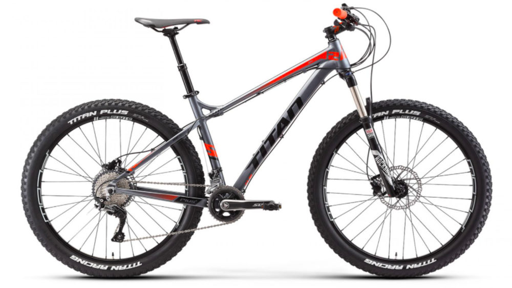 "Electric plus 27.5 and 29"" electric mountain bikes."