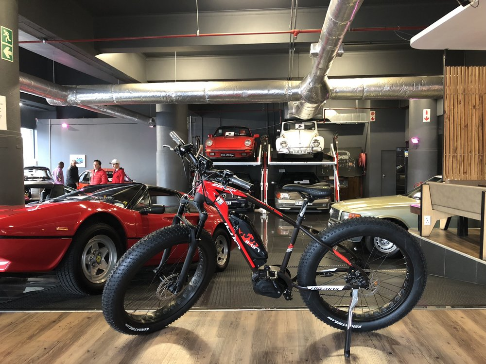 electric fat bikes frame integrated mid drive motor