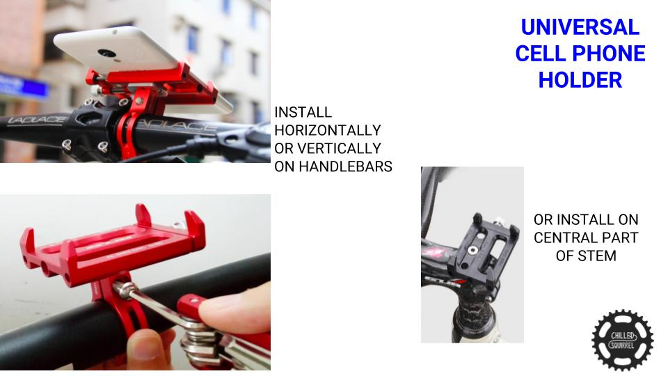 universal cell phone ebike south africa