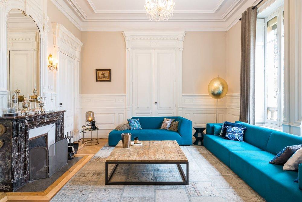 Deco Maison Bourgeoise. Excellent Awesome Decoration Hall De Maison ...