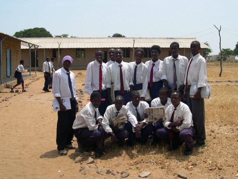 Sioma High students