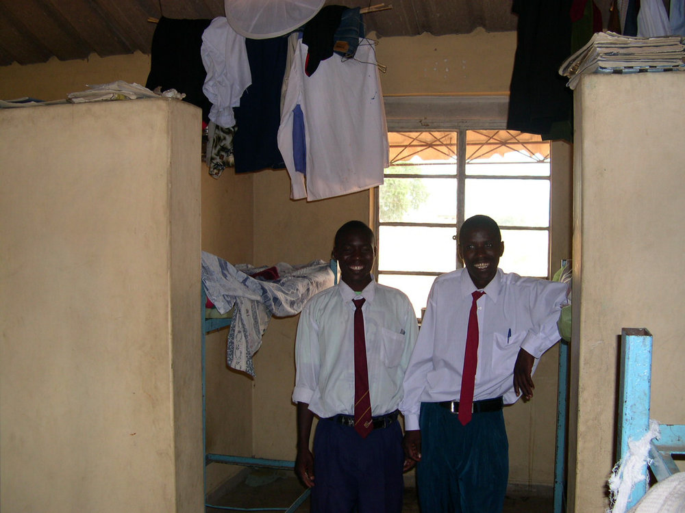 Sioma High School Dorms