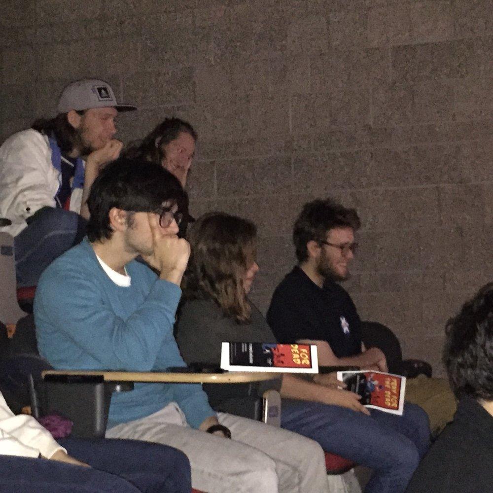 Cornell audience.JPG