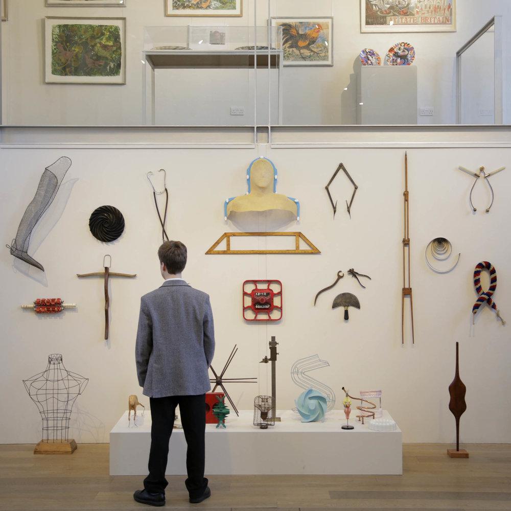 David Usborne collection