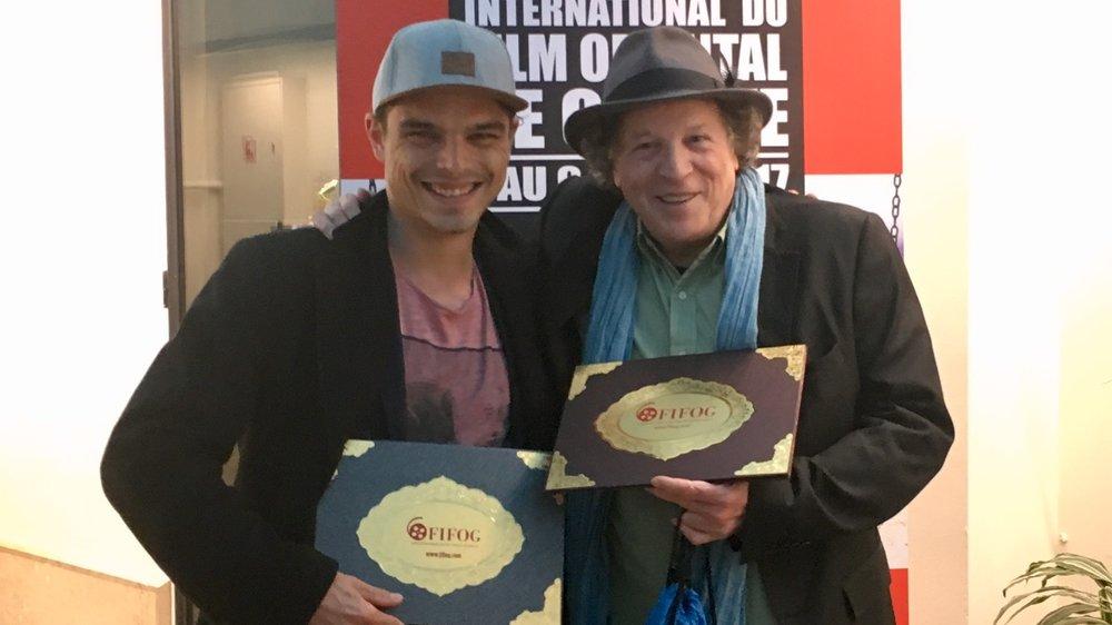Festival International du Film Oriental de Genève FIFOG aux côtés du réalisateur Karim Traïdia