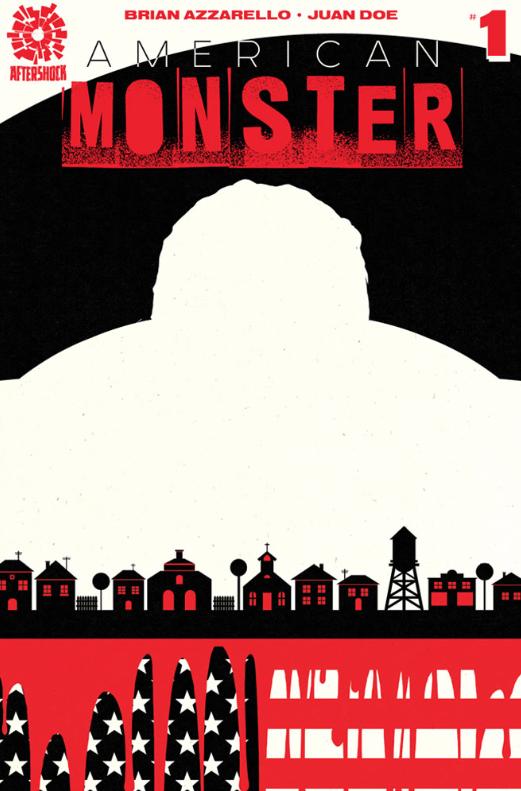 American Monster Comic