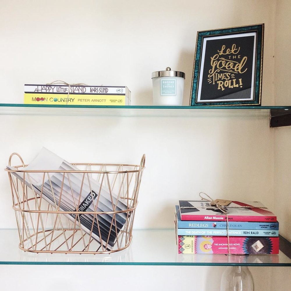Bundles Shelf