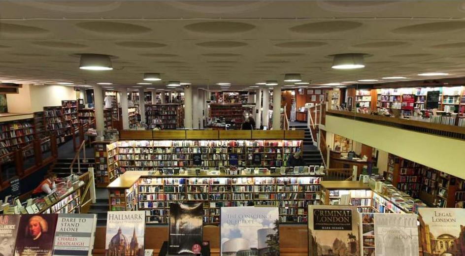 Image: The Norrington Room (Blackwells website)