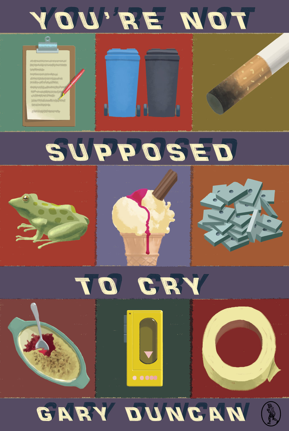 You're Not Supposed to Cry
