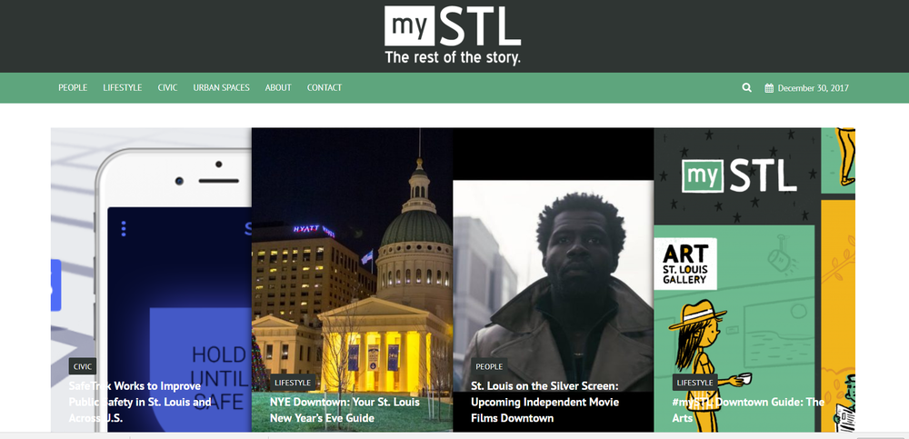 mySTL Main Page.png