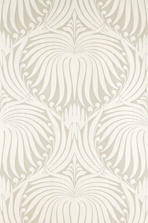 "farrow & Ball ""Lotus"" Wallpaper"