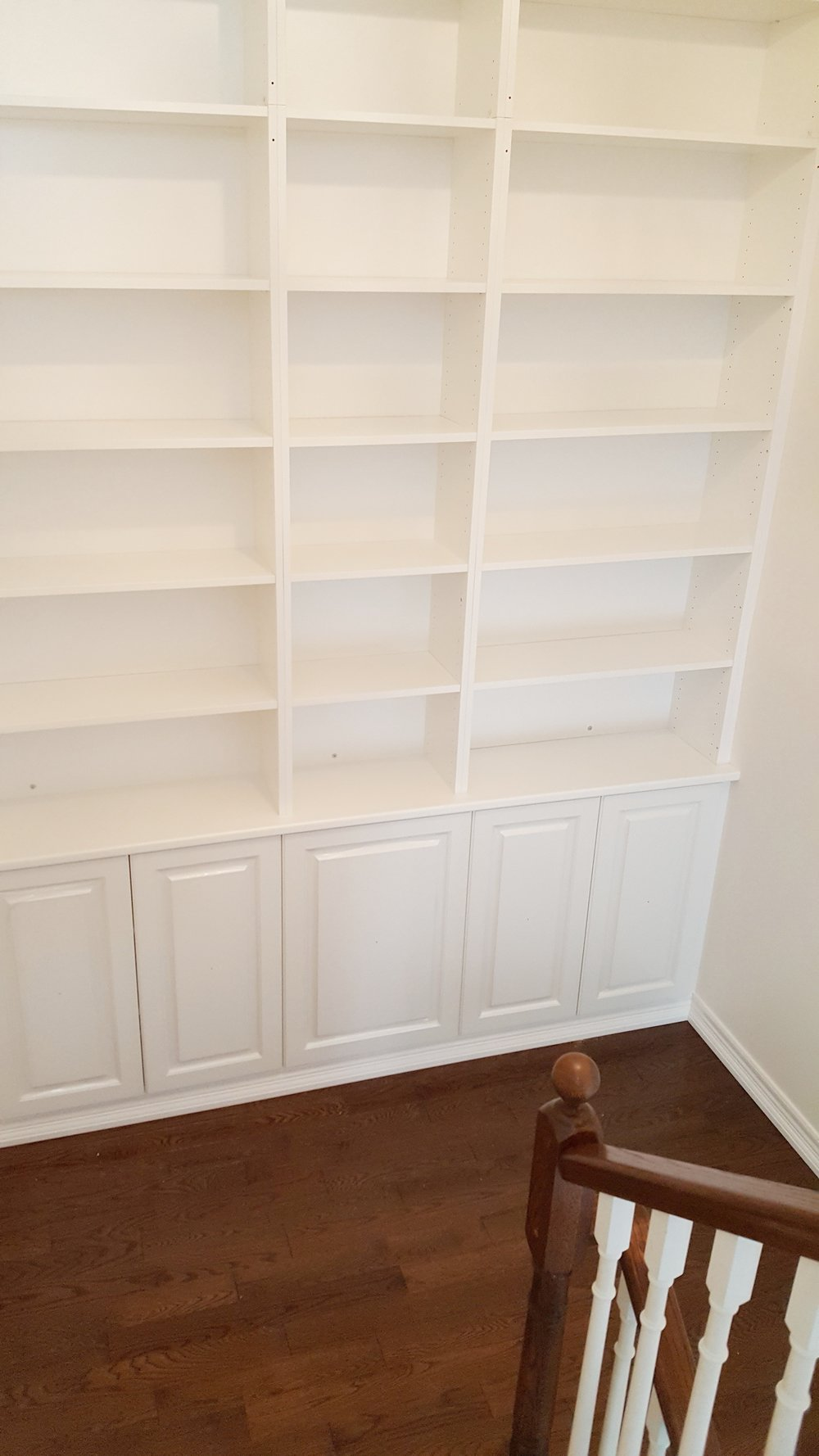 beautiful billy bookcases