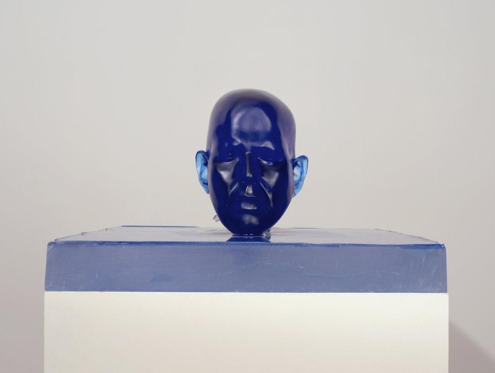 Standing Blue