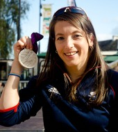 "Nyree Kindred   World and Paralympic Champion   ""No child in the UK should miss out on the power of sport.  It helps to build confidence, self-esteem, discipline and teamwork.  What Level Water is doing for both sport and disability is truly special."""