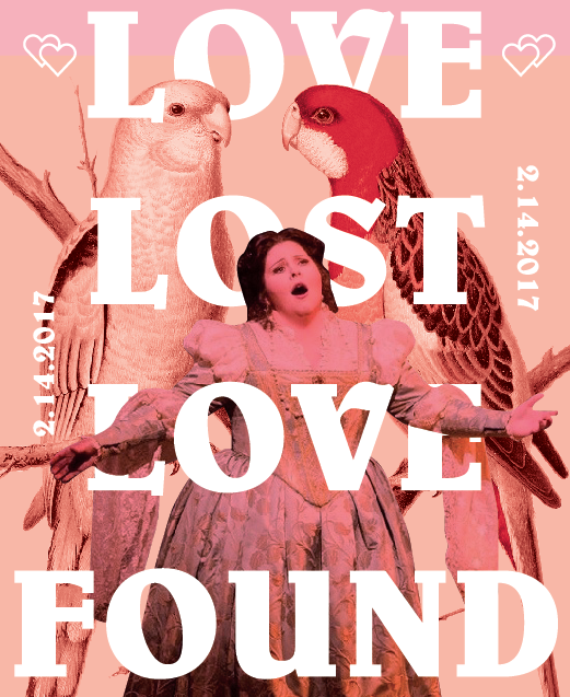 On Valentine's Day, 2017, Out of The Box and the Weisman Art Museum presented: Love Lost/Love Found,an evening of opera hits and musical theatre classics conceived by David Lefkowich, artistic consultant to Out of The Box. The sold-out audience heard songs of passion, love, loss and renewal performed in the intimacy of the Weisman's Davis Gallery. A warm place for hearts on a cold winter night.