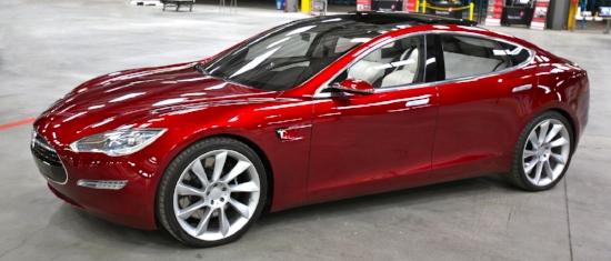 Telsa Model S