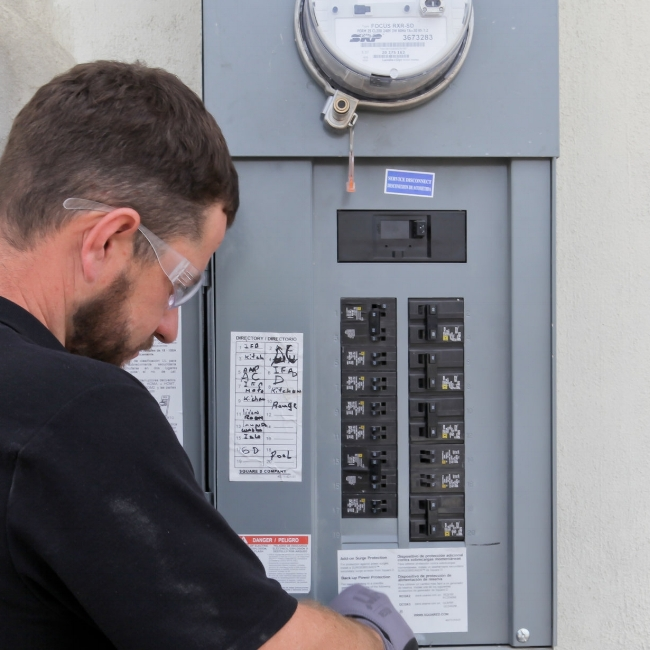 Your Circuit Breaker Box--Is it Time for an Upgrade? — Wolfe Valley ...