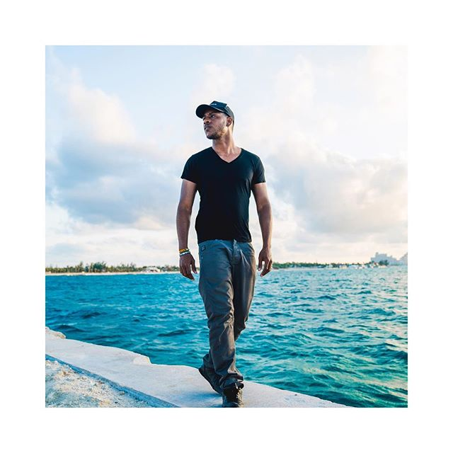 There is no other.  #boyoctober #water #island #bahamas #videoshoot #vsco #photooftheday #instagram #instadaily #stand #focus #progression #walking #truth #superhero
