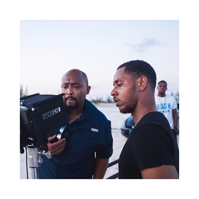 Building with the guy, Neville Aubrey Smith @settlers_cove_productions  #boyoctober #focus #concept #director #art #visualart #love #vsco #sky #blue #sunset #bahamas #true #friends #brothers #instagood #instadaily #inspiration