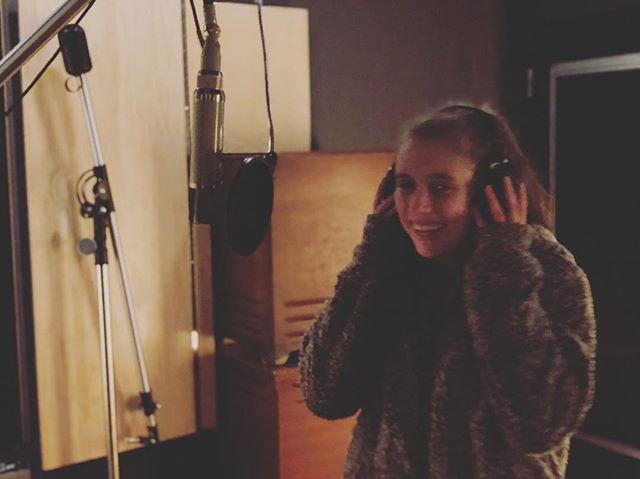 In the studio today recording Sarah Keany's debut EP!🎶 @sarahkeanymusic #newmusic #comingsoon #asburypark #wheremusiclives #motorecords #lakehousemusic #lakehouserecordingstudios