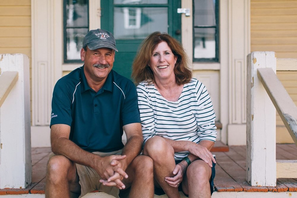 Peter and Patty Cooke, Wolfeboro, NH