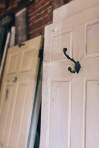 Pickering house interior doors