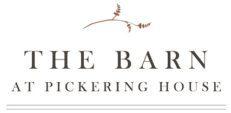 The Barn at Pickering House logo