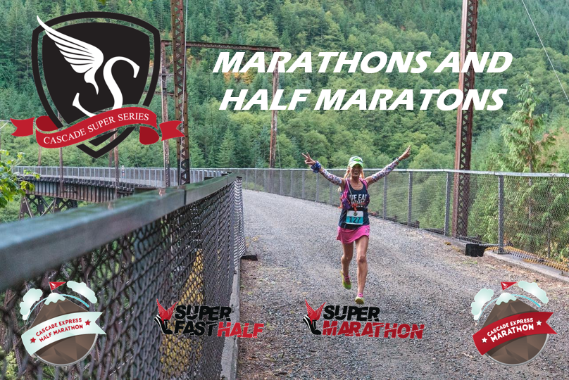 The Cascade Super Series Marathons