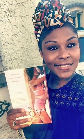 """I never win anything. Yessss!"" - Rasheeda J . from BookTini- Oakland Hills, one of our April lottery book winners*   *Every month, two of our members will win a copy of our literary selection in our monthly book lottery."
