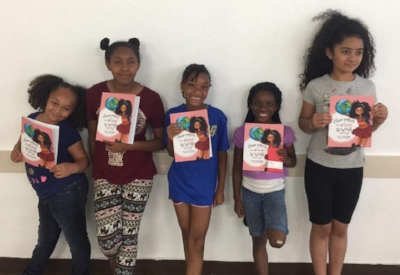 Fremont, CA chapter Summer Girls Book Club in June