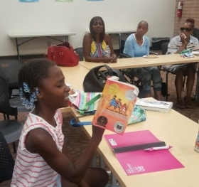 Carson chapter Summer Girls Book Club