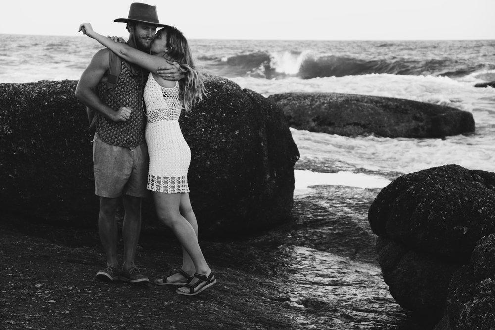 Coastal love.