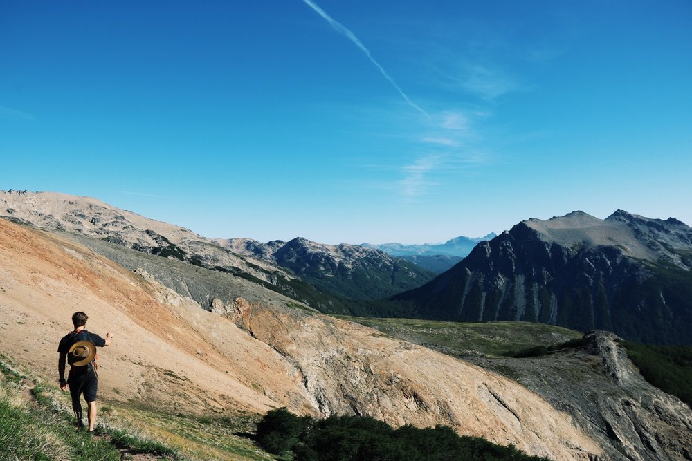 Amazing panaromic views.