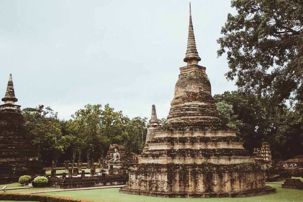 Sukhothai Historical Park.