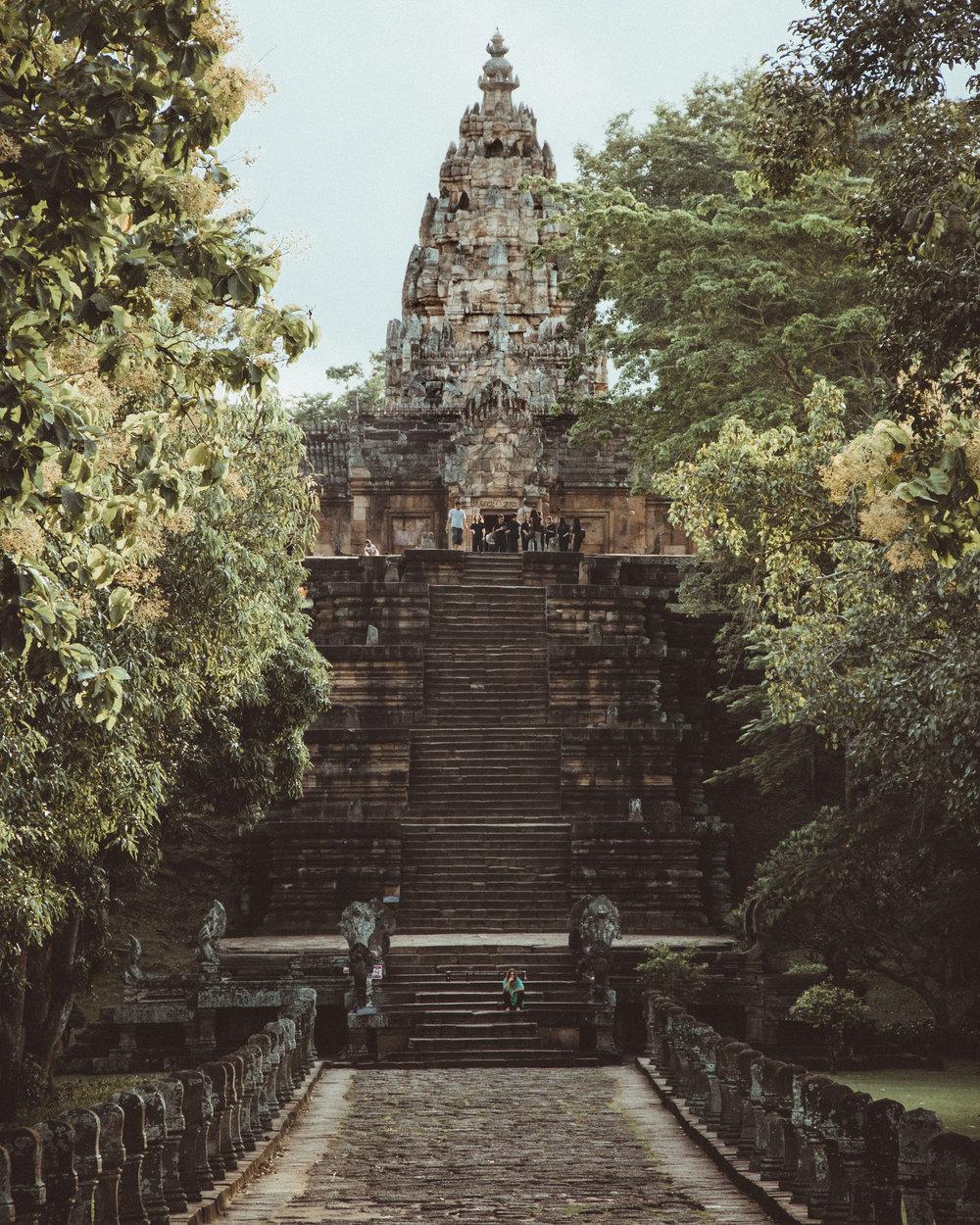 Phanom Rung Historical Park.