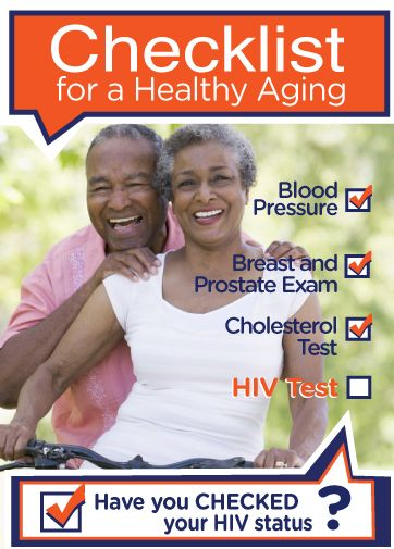 2010: Checklist for Healthy Aging