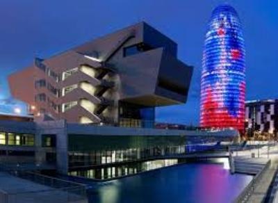 Edifici Disseny HUB - Barcelona