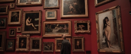 Art Museums -