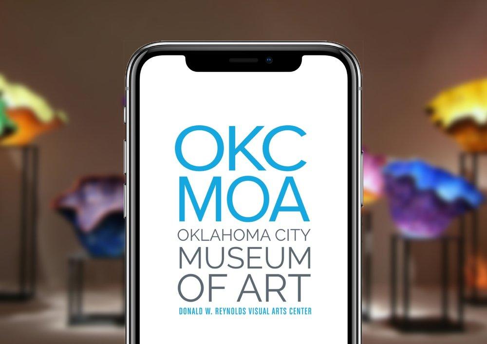OKCMOA Mobile App