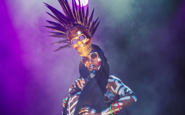 Grace Jones headlines @ Wilderness