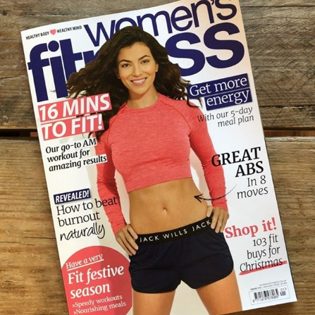 WOMEN'S FITNESS  - Mind, body, soul... and AMCK FIT!