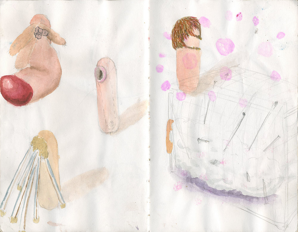 Sketchbook 14