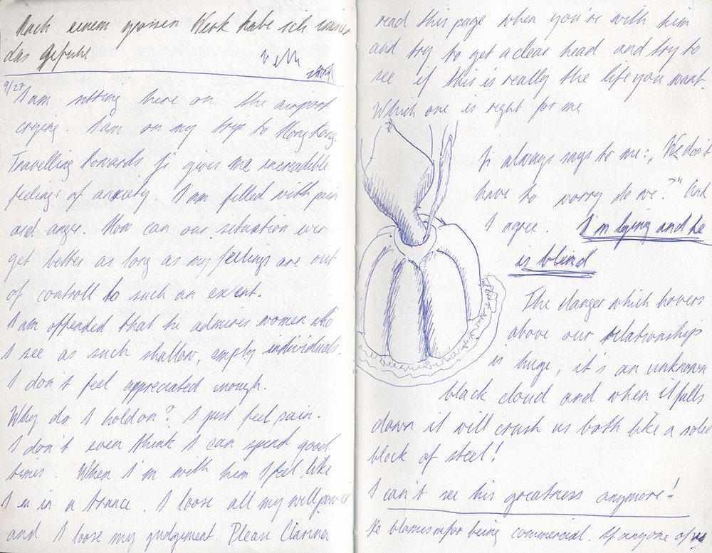 Sketchbook 13
