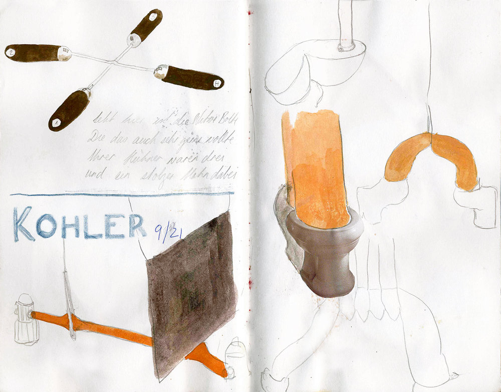 Sketchbook 12